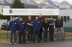 graphitech, un spécaliste de l'usinage du carbone