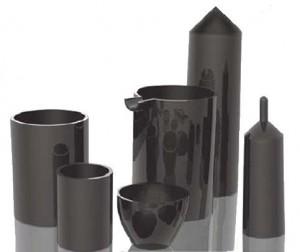 Carbone vitreux-graphitech-usinage
