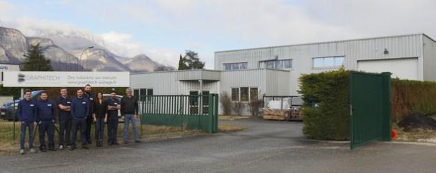 entreprise usinage carbone graphite feutre composite